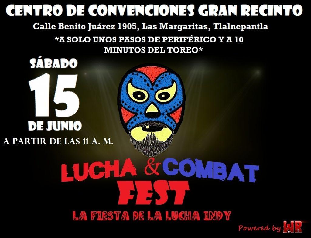 Expo Lucha & Combat Fest
