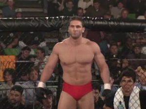 Lucha Libre y MMA, Ken Shamrock
